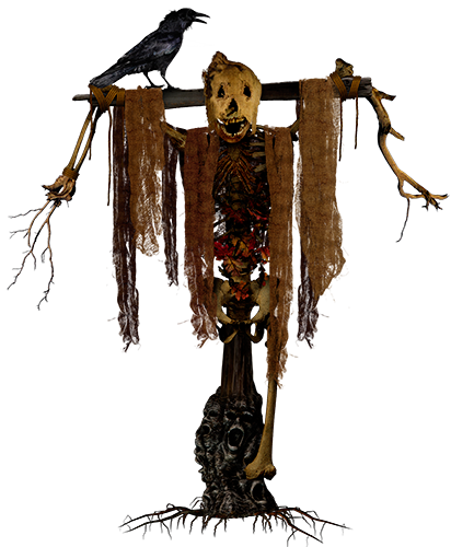 Twisted Fields of Terror Scarecrow